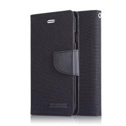 CoveredGear Woven Wallet till iPhone 6(S) Plus - Svart