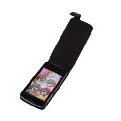 Doormoon leather mobilväska till ZTE Blade 3 (Vit)