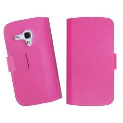 Doormoon Plånboksfodral  till Samsung Galaxy S3 Mini i8190  (Ros