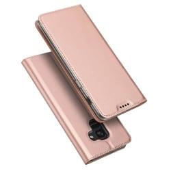 Dux Ducis Plånboksfodral Samsung Galaxy A6 (2018) - Rose Gold
