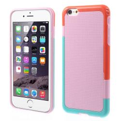 Flexicase Skal till Apple iPhone 6(S) Plus - Mesh Rosa