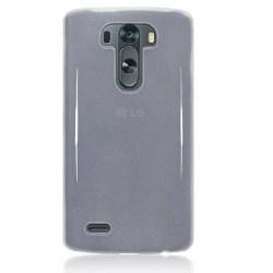 FlexiCase Skal till LG G3 (Transparent)