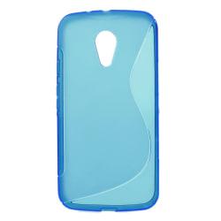 Flexicase Skal till Motorola Moto G2 - Blå