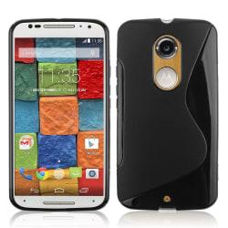Flexicase Skal till Motorola Moto X2 - Svart