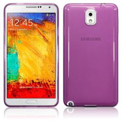 FlexiCase Skal till Samsung Galaxy Note 3 N9000 (Lila)