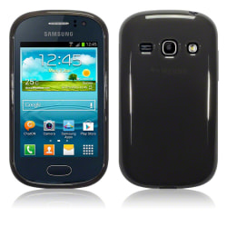 FlexiSkal till Samsung Galaxy Fame S6810 - Smoke