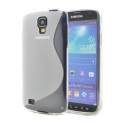 FlexiSkal till Samsung Galaxy S4 Active i9295 (Transparent)