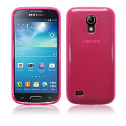 FlexiSkal till Samsung Galaxy S4 Mini i9190 (Hot Pink)