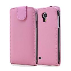 Flip Mobilväska - Fodral till Samsung Galaxy S4 i9500 (Rosa)