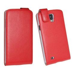 Flip Mobilväska till Samsung Galaxy S4 Active i9295 (Röd)