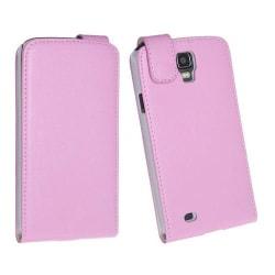 Flip Mobilväska till Samsung Galaxy S4 Active i9295 (Rosa)