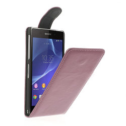 Flipfodral till Sony Xperia Z2 - Pink