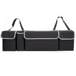 Förvaring för bilens bagageutrymme - Svart