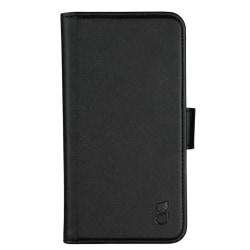 GEAR Plånboksfodral till Samsung Galaxy Xcover 4 - Svart