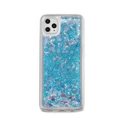 Glitter Skal till Apple iPhone 11 - Blå
