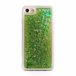 Glitter Skal till Apple iPhone 6S/6 - Grön