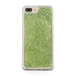 Glitter skal till Apple iPhone 7 Plus - Elsa