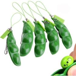 Green beans - Fidget Toy - Fidgetbönor leksak