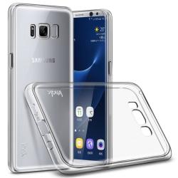 IMAK Stealth TPU Mobilskal Samsung Galaxy S8 Plus - Transparent