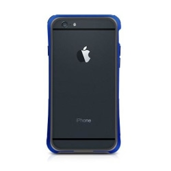 Macally Protective Frame till iPhone 6 / 6S  - Blå