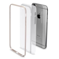Melkco Dual Layer Pro till Apple iPhone 6(S) Plus - Guld