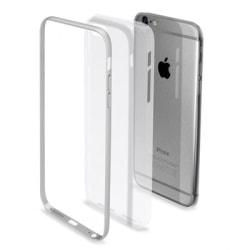 Melkco Dual Layer Pro till Apple iPhone 6(S) Plus - Silver