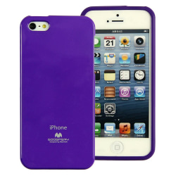 Mercury Color Pearl Jelly FlexiCase Skal till Apple iPhone 5/5S/