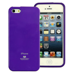 Mercury Color Pearl Jelly FlexiCase Skal till Apple iPhone 5  /