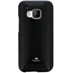 Mercury Jelly Flexicase Skal till HTC One M9 - Svart