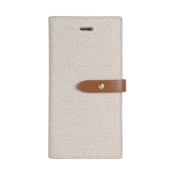 Mercury Milano Diary Fodral till Apple iPhone 6 (S) Plus - Beige