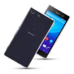 Mobilskal till Sony Xperia M5 - Transparent