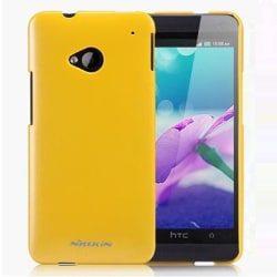 Nillkin Baksideskal till HTC One (M7) (Gul)