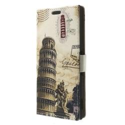 Plånboksfodral till Sony Xperia Z3 - Lutande Tornet I Pisa
