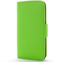 Plånboksväska till Sony Ericsson Xperia ArcS X12 (Grön)