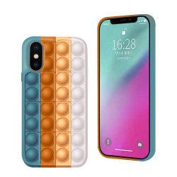 Pop it fidget skal till iPhone X/Xs - Grön