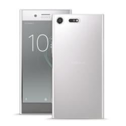 Puro MFX Sony Xperia XZ Premium 0.3 Nude Cover, Transparent