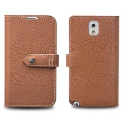 Qialino Exklusivt Plånboksfodral till Samsung Galaxy Note 3 N900