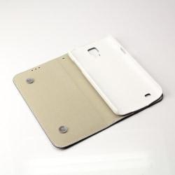 Side Flip fodral till Samsung Galaxy S4 Active i9295 (Lila)