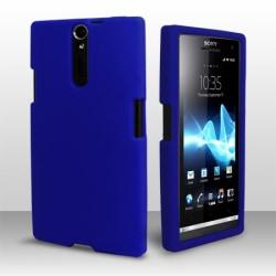 Silikonskal till Sony Xperia S LT26i (BLÅ)