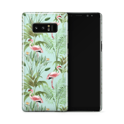 Skal till Samsung Galaxy Note 8 - Flamingo