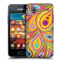 Skal till Samsung Galaxy S Advance I9070 Paisley