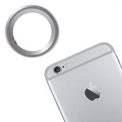 Skydd för kameralinsen till iPhone 6 Plus - Silver