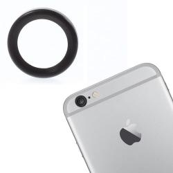 Skydd för kameralinsen till iPhone 6 Plus - Svart