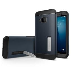 SPIGEN SlimArmor Skal till HTC One M9 - Metal Slate