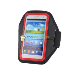 Sportarmband till Samsung Galaxy S3 i9300 (Röd)