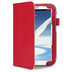 Stand flip väska med handgrepp till Samsung Galaxy Note 8,0 N510