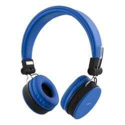 STREETZ  Bluetooth-hörlurar med mikrofon, blå