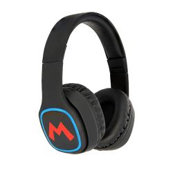 SUPER MARIO Hörlur Teen Bluetooth Over-Ear 100dB Trådlös