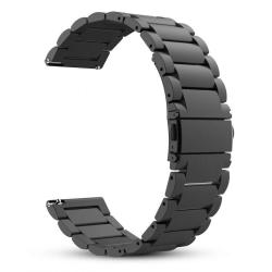 Tech-Protect Rostfritt Samsung Gear S3 Svart