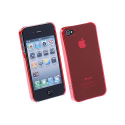 Ultra tunt skal till iPhone 4 Rosa